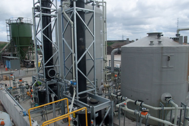 Turnkey Tank Farm Installation WEB